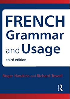 French grammar and usage third edition.