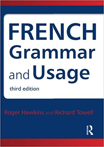 Amazon. Com: french grammar and usage (9780658017988): roger.