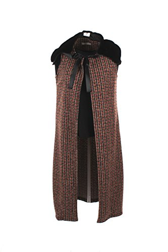 Autunno Donna L Cappotto 2017 Inverno Marrone NASTY 18 CO Na5067a17 cE6aq8Yw