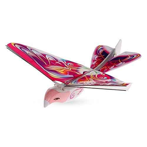 (Goolsky TECHBOY 98083+ 2.4GHz Remote Control Authentic E-Bird Butterfly Flying Bird RC Toys)