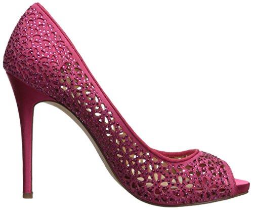 Pink Badmley Mischka Donna Tammi Platform