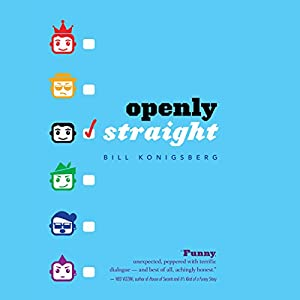 Openly Straight Hörbuch