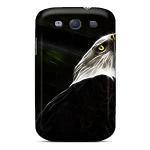 Hot New Angry Eagle Cases Covers For Galaxy S3 With Perfect Design