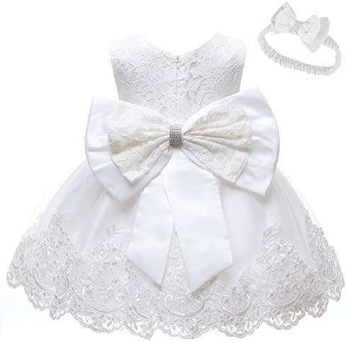 LZH Dresses Bowknot Pageant Wedding product image