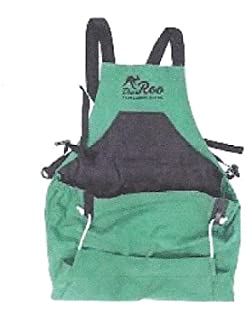The Roo Gardening and Harvesting Apron, Leaf Green