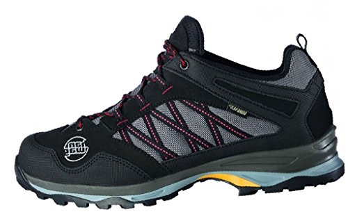 Hanwag Outdoorschoenen Dames Belorado Low Gtx Waterdicht H5456 Zwart