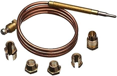 Juego de gas-par termoeléctrico (60 cm), 1 pcs