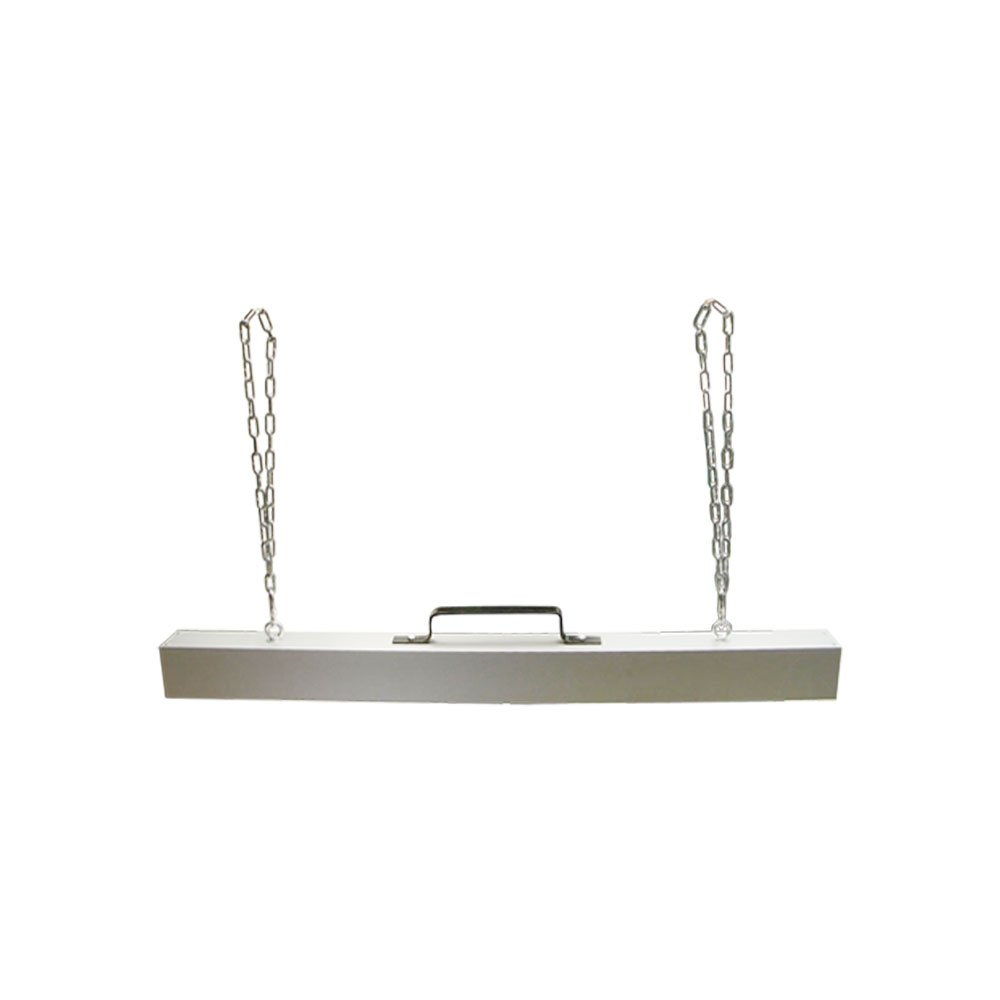 48'' Hanging Magnetic Sweeper Picker Pick Up Tool Hanger Magnet Bar Roadmag