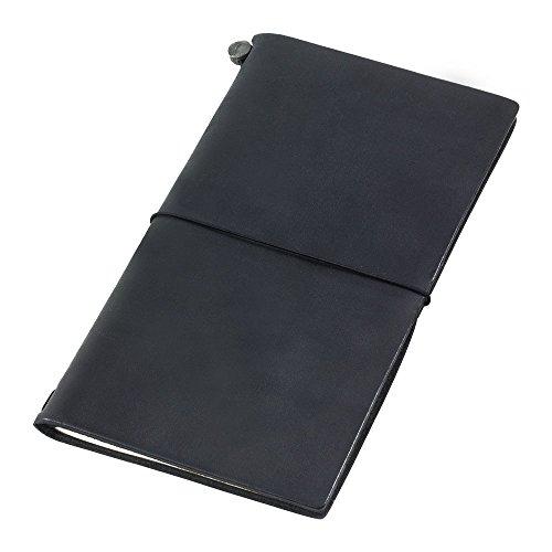 Midori 13714006 Travelers Notebook Leather