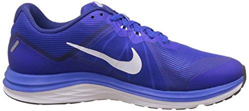 Hombre Azul Nike Dual Running de X Zapatillas 2 Fusion wOF0xS6q