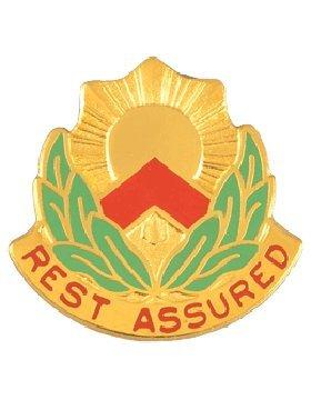 Group Unit Crest (593rd Support Group Unit Crest (Rest Assured))