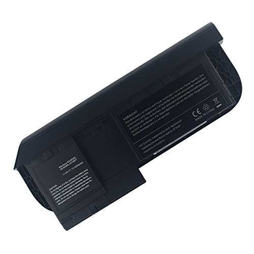 EXXACT PARTS 6 Cell 11.1V 5200mAh Laptop Replacement Battery for Lenovo ThinkPad X220T X230T ThinkPad X220 Tablet X220i Tablet X230 Tablet X230i Tablet Series Thinkpad Tablet Series