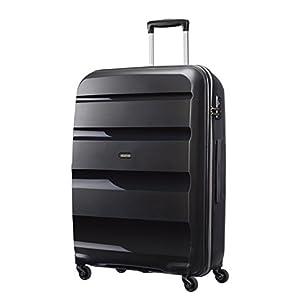 American Tourister Bon Air Spinner Suitcase 75 cm, 91 L, Black