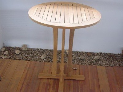 Atlanta Teak Furniture   Teak Bar Table   36u0026quot; ...