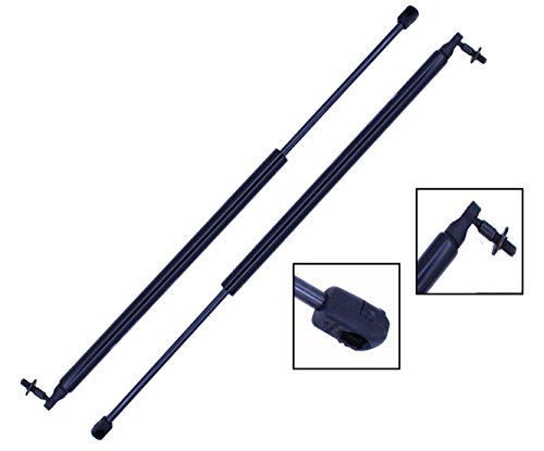 2 Pieces (SET) Tuff Support Rear Litgate Lift Supports 1992 To 1996 Chevrolet Lumina (Chevrolet Lumina Apv Gates)