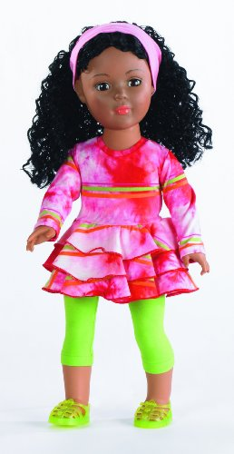 "Madame Alexander Dolls, 18"" Oh So Groovy, Favorite Friends Collection"