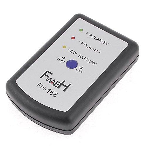 Eaglerich Car detector Black Speaker Polarity Tester PH Phase Meter Phasemeter for Auto - Tester Speaker Polarity