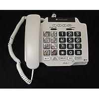 Big Button Telephones With Full Duplex Speakerphone