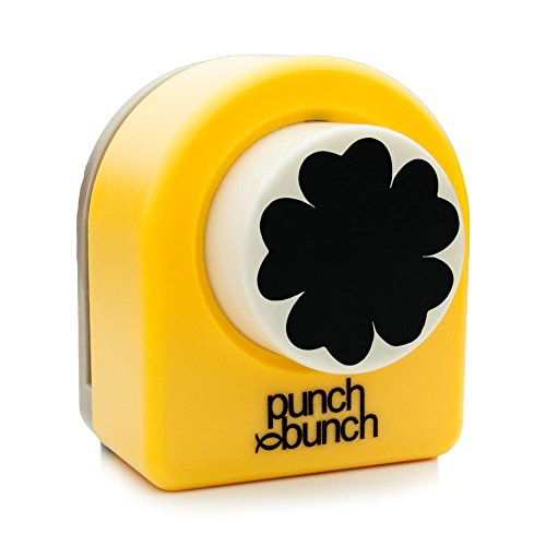 Punch Bunch 4/Blossom Large Punch, - Punch Craft Flower