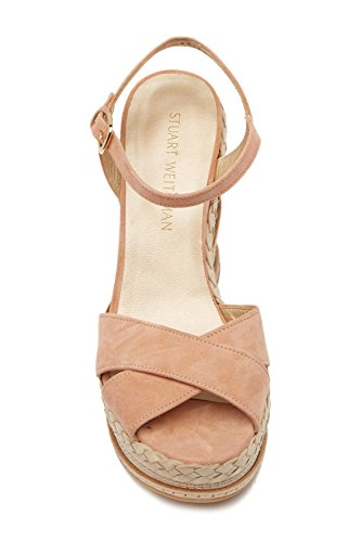 Toe Peep Occasion Weitzman Sandals Stuart Platform Special Womens Suede Naked Sundry xqP6nwRgI