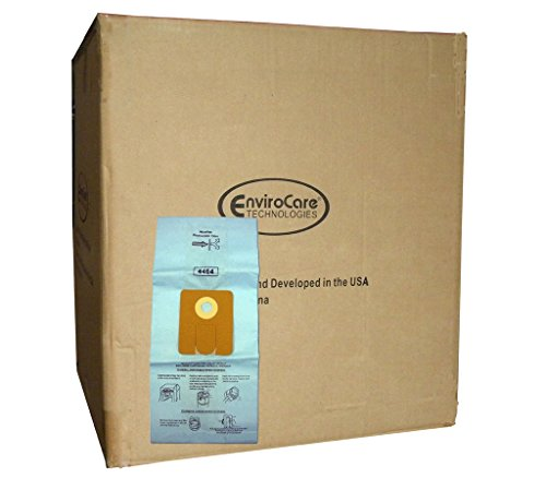 1/2 Case (10 pkgs) Style A Master Craft 4464 356212 6 Gallon Vacuum Bags Sootmaster 605 612 641 by EnviroCare