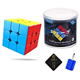 ONES - 3.47s WCA Official Speed Cube , Stickerless Magic Cube , 3x3x3 Puzzles Toy for Competition (56mm)