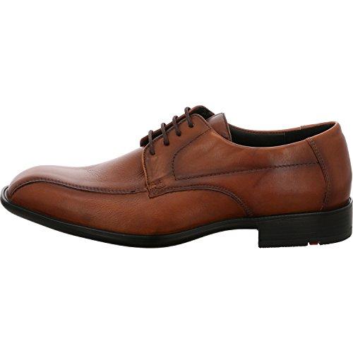 GmbH Cognac GS Braun Peon LLOYD Shoes Fqw10wO