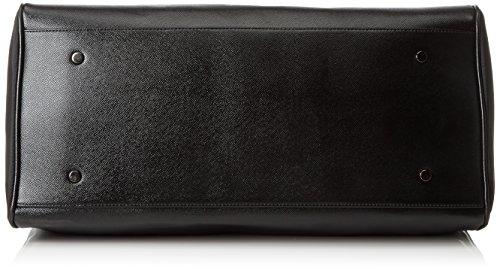 ALDO Erilasien, Borsa con Maniglia Uomo, Nero (Black Leather/97), 25 x 38 x 51 cm (B x H x T)
