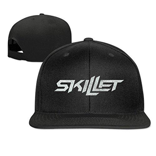 Rpdeoa 2016 Korea Women's and Men's Skillet Band Logo Leisure Comfortable Adjustable Hip-hop Caps - Skillet Hat Band