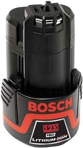 Bosch BAT413A 12-Volt Max Lithium-Ion 1.5 Ah High Capacity Battery