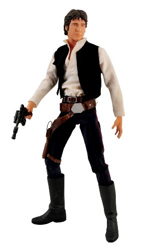 Diamond Select Star Wars: Ultimate Quarter Scale: Mos Eisley Han Solo Action Figure