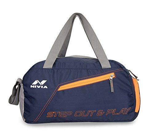 087b9155205b Nivia Sports Pace 02 18L Duffel Bag - Buy Online in UAE.