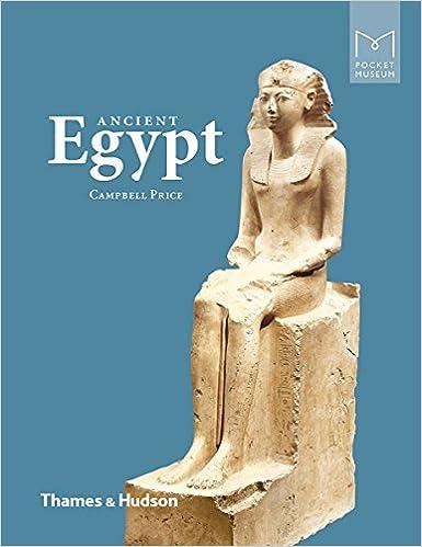 Pocket Museum: Ancient Egypt (Pocket Museum)