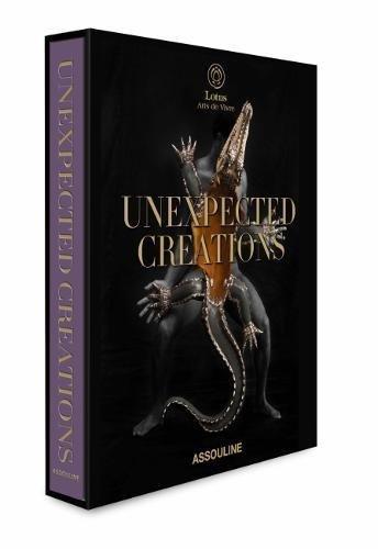 Image of Unexpected Creations: by Lotus Arts de Vivre (Legends)