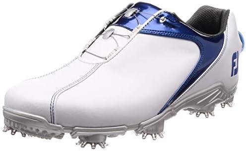 ゴルフシューズ FJ SPORT Boa メンズ ホワイト/ブルー(18) 27.5 cm 3E 53144J ホワイト/レッド(18) 27.5 cm
