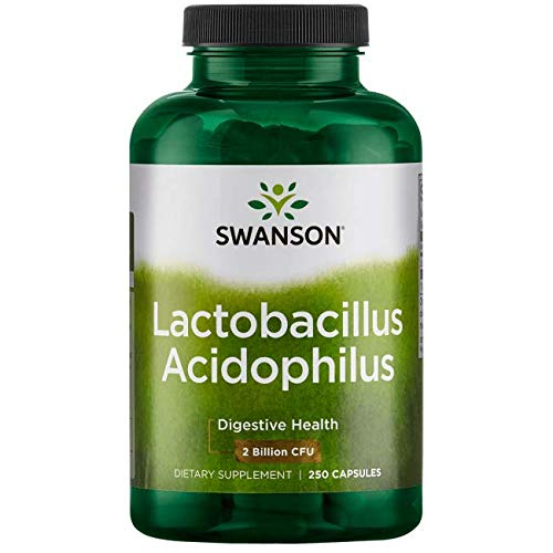 Cheap Swanson Acidophilus 2 Billion Cfu 250 Capsules