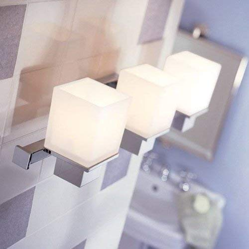 Hudson Valley Lighting 4443-SN Three Light Bath Bracket from The Milford Collection, 3, Satin Nickel