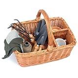 Willow Gardening Basket