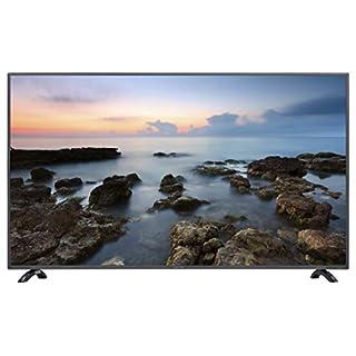 Sceptre X509BV-FSR Slim LED 1080p HDTV ATSC QAM Memc 120, Metal Black