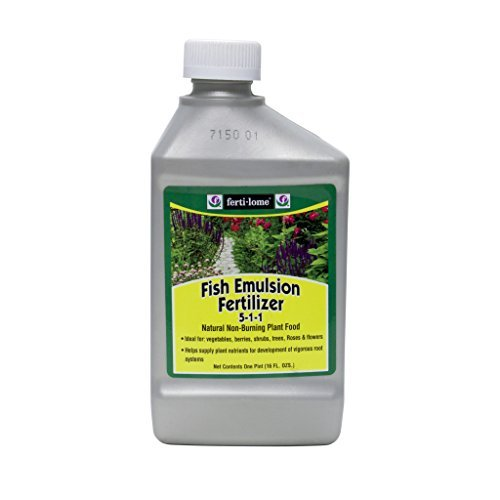 (fertilome Fish Emulsion Fertilizer Liquid Plant Food)