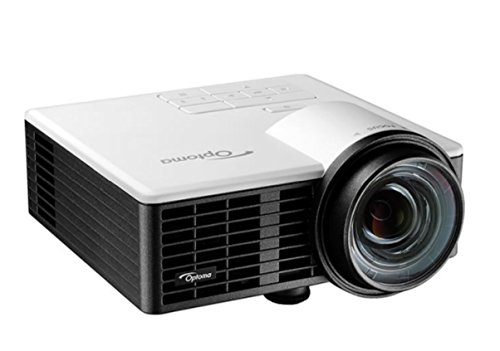 Optoma ML750ST 3D Ready DLP Projector - 720p - HDTV - 16:10 - Front - LED - 20000 Hour Normal Mode