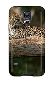KIhmFtU8826gcLmc Case Cover Protector For Galaxy S5 Leopard Case