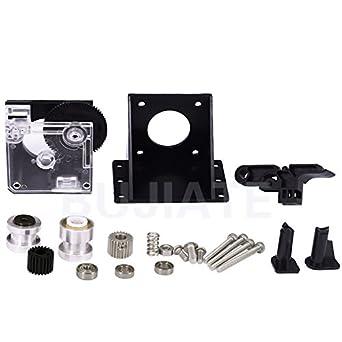 WillBest - Kit de extrusor de titanio para impresora 3D Reprap ...