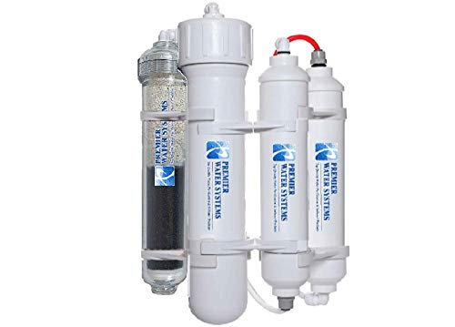 Portable Mini Reverse Osmosis Water System with Alkaline filter 5 Stage 100 ()