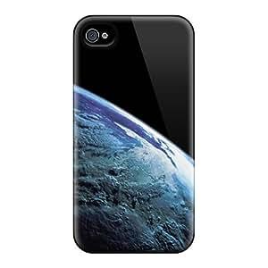 Premium Durable Earth Fashion Tpu Iphone 4/4s Protective Case Cover