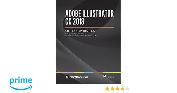 Adobe Illustrator CC 2018 Step by Step Training: Noble