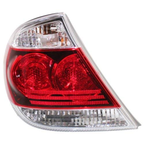 Tail Light Compatible with Toyota Camry 2005-2006 LH Assembly SE Model USA Built ()
