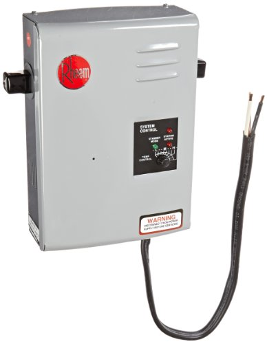 Rheem RTE 13 Electric Tankless Water Heater, 4 GPM (Tank Heater Rheem Water)