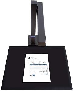 CZUR Shine Ultra Smart Document Scanner, Book Scanner with OCR Auto-Flatten & Deskew, Capture Size A3, Compatible with Windows & Mac OS