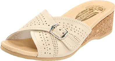 Worishofer Women's 251 Sandal,Opal,35 EU / 5 B(M) US